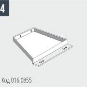 SHARK 281 Соединительная деталь для системы SMV Код 016 0855