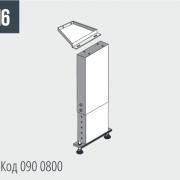 SHARK 281 Соединительная деталь для разгрузочного стола Код 090 0800