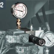 SHARK SXI evo Регулятор давления гидравлических тисков