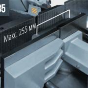 SHARK 332 NC 5.0 Специальные тиски для уменьшения длины остающегося прутка