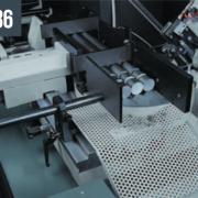 Устройство для одновременной обработки нескольких заготовок с направляющим механизмом для выгрузки отрезанных деталей (макс. 240×90 мм)