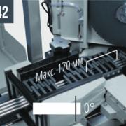 TIGER 352 NC 5.0 – Комплект комбинированных губок для зажима при наличии тисков для уменьшения длины остающегося прутка (макс. 70×70 мм)