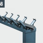 Загрузочный стол для комбинированных губок (встраиваемый модуль длиной 1500 мм)