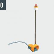 Дополнительная ножная педаль управления с кнопкой аварийного останова