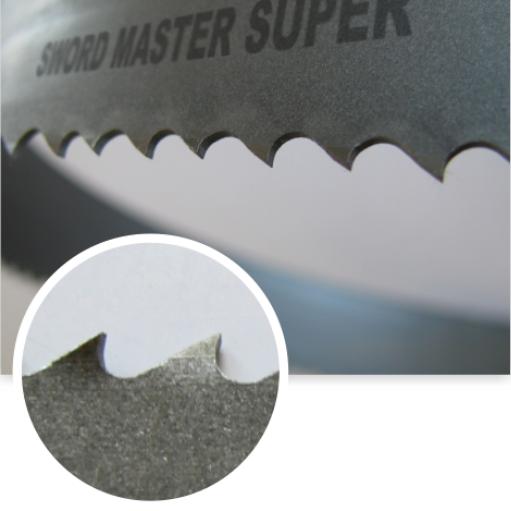 биметаллическая ленточная пила SWORD-MASTER Super